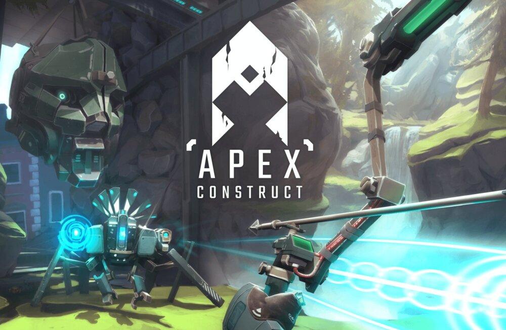 M Kuubis arvustab videomängu | Apex Construct (PSVR) – sa oled seda linna alt vedanud...