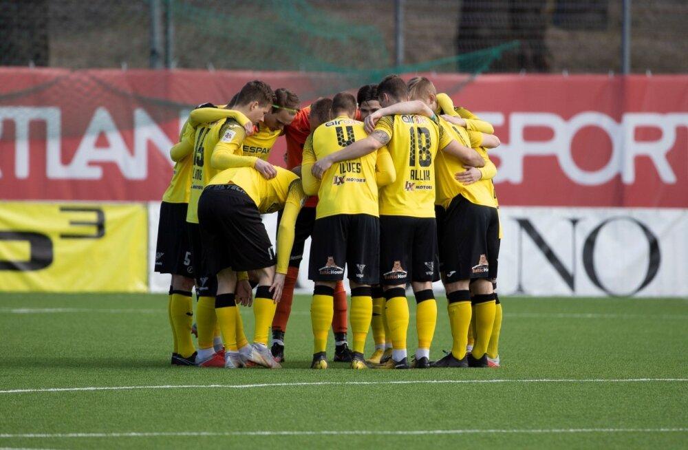 FCI Levadia  vs Viljandi tulevik