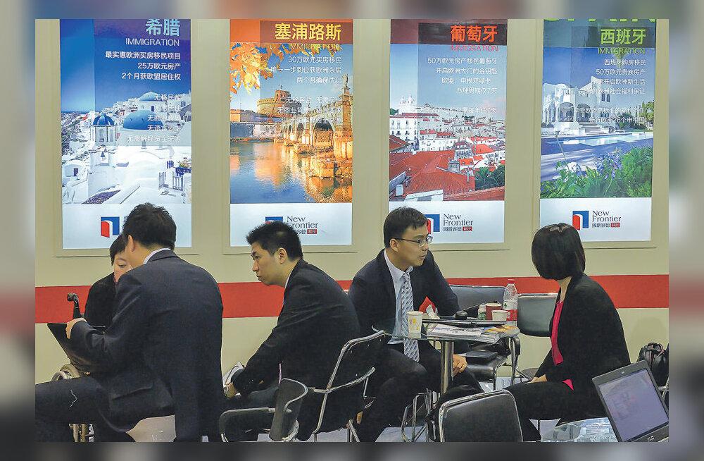Hiina trügib riikliku programmi toel Ida-ja Kesk-Euroopasse