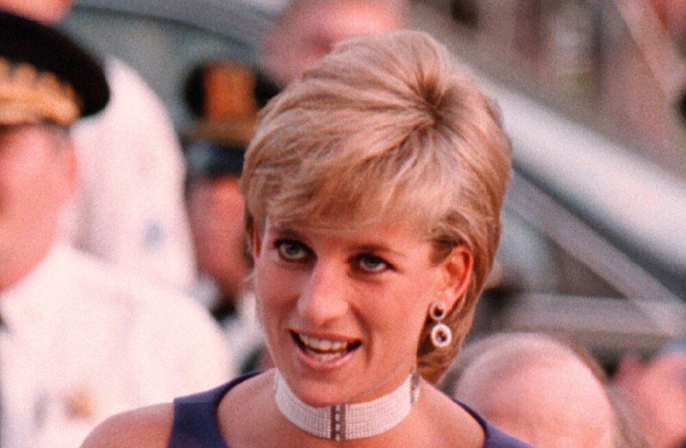 Uues printsess Diana dokumentaalis väidetakse, et Williami ja Harry ema püüdis endalt neljal korral elu võtta