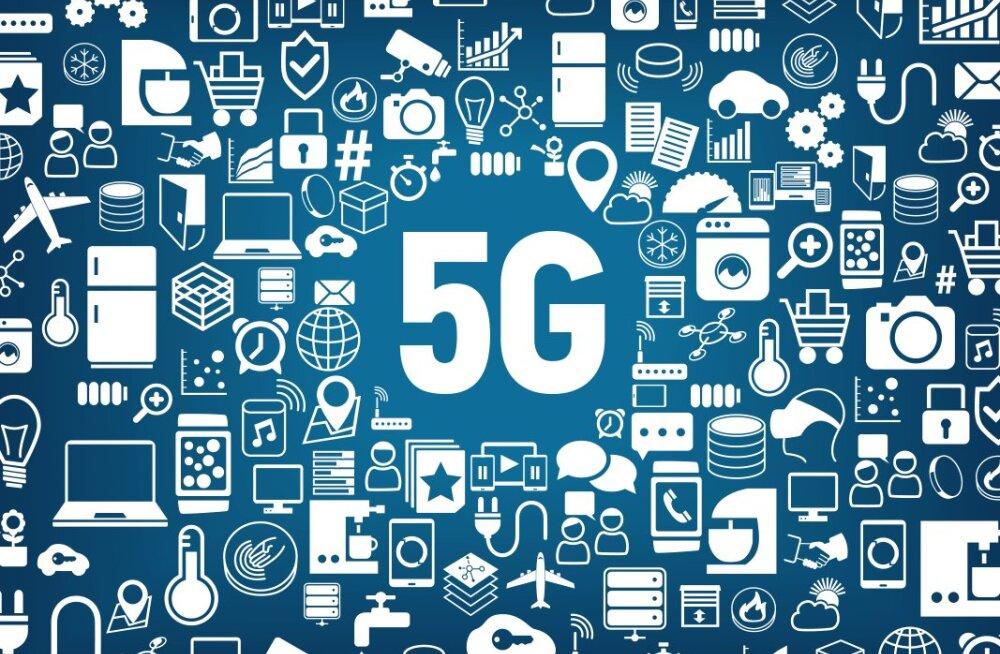 5G pole tasuta: loe, kuidas uue põlvkonna mobiilne internet telefonid kallimaks teeb