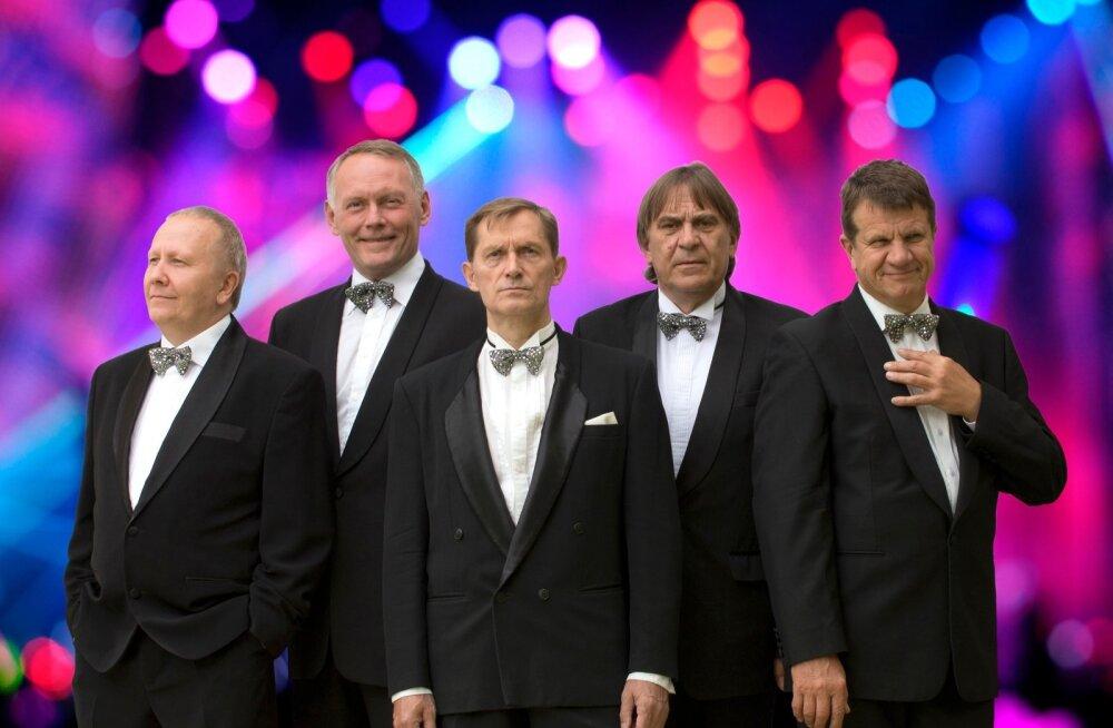 Andres Dvinjaninov pürgib bändiga suurele areenile: selline pensionieelikutest poiste orkester oleks Eurovisionil ju väga lõbus vaatepilt