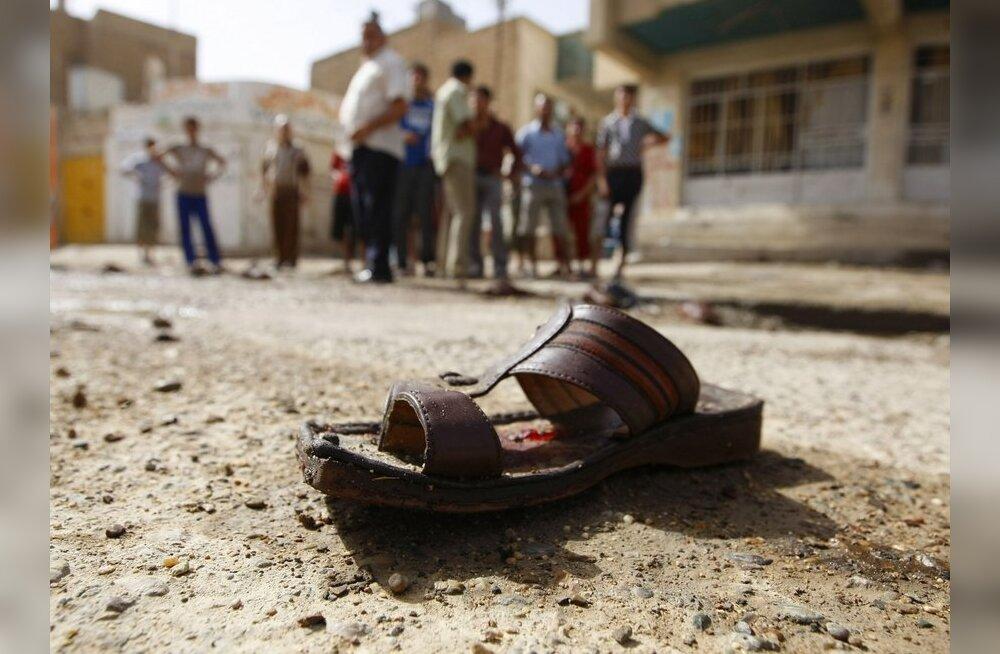 Tikritis kärgatanud autopomm nõudis vähemalt 11 inimelu