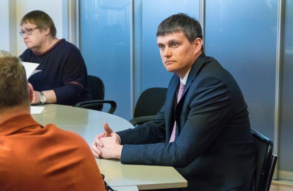 Narva volikogu valis eile uue linnapea