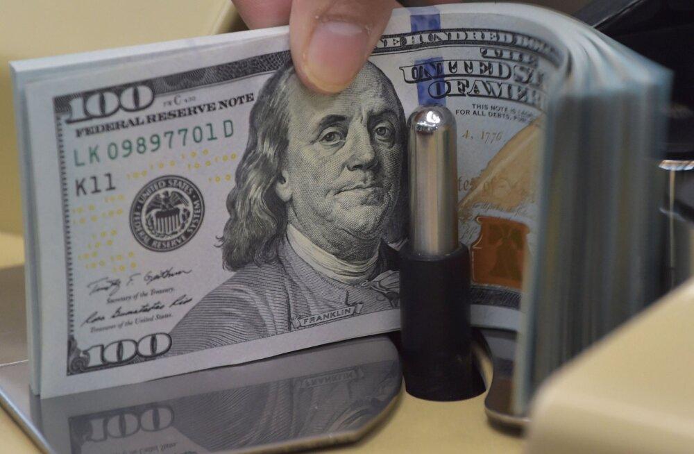 USA vaesed ägavad võlgade all, rikkad muutuvad aina rikkamaks