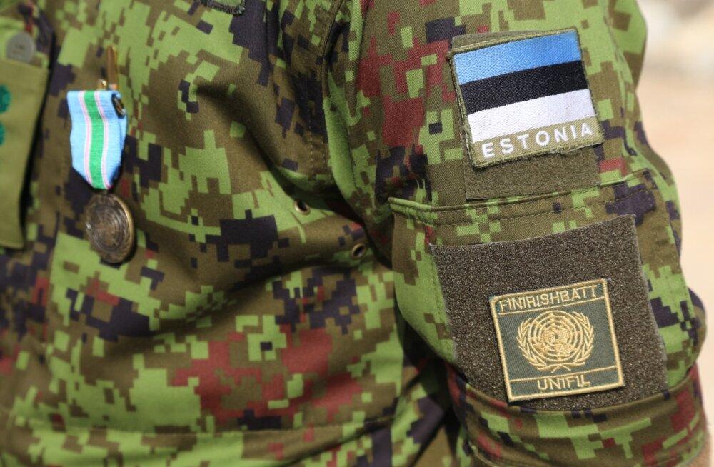 Liibanonis teeniva Eesti jalaväerühm nooremleitnant: oleme kohalike seas sõpru leidnud