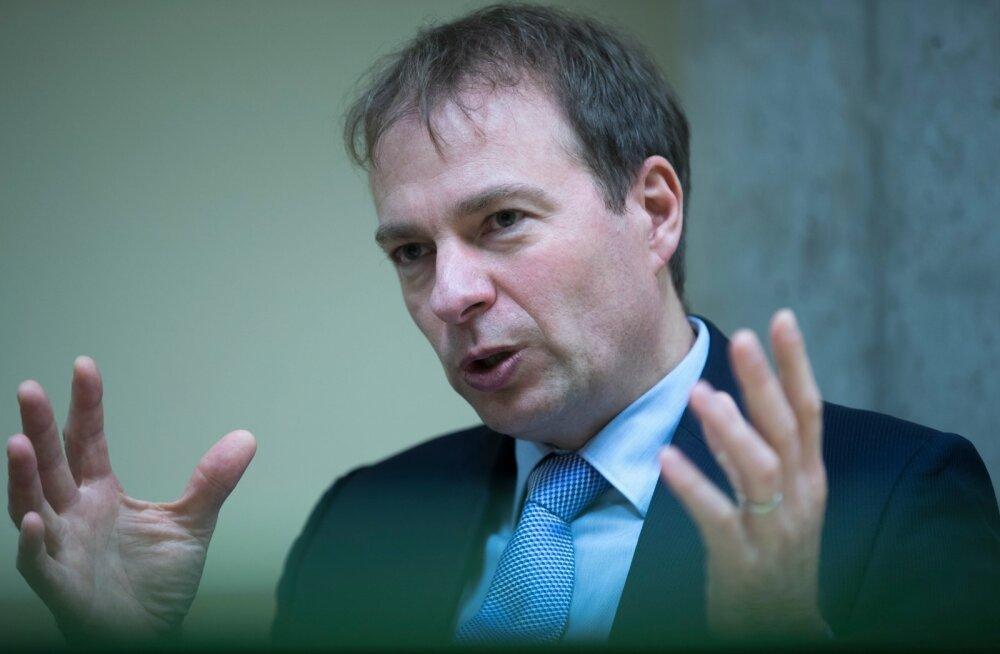 Eesti Energia juhatuse esimees Hando Sutter