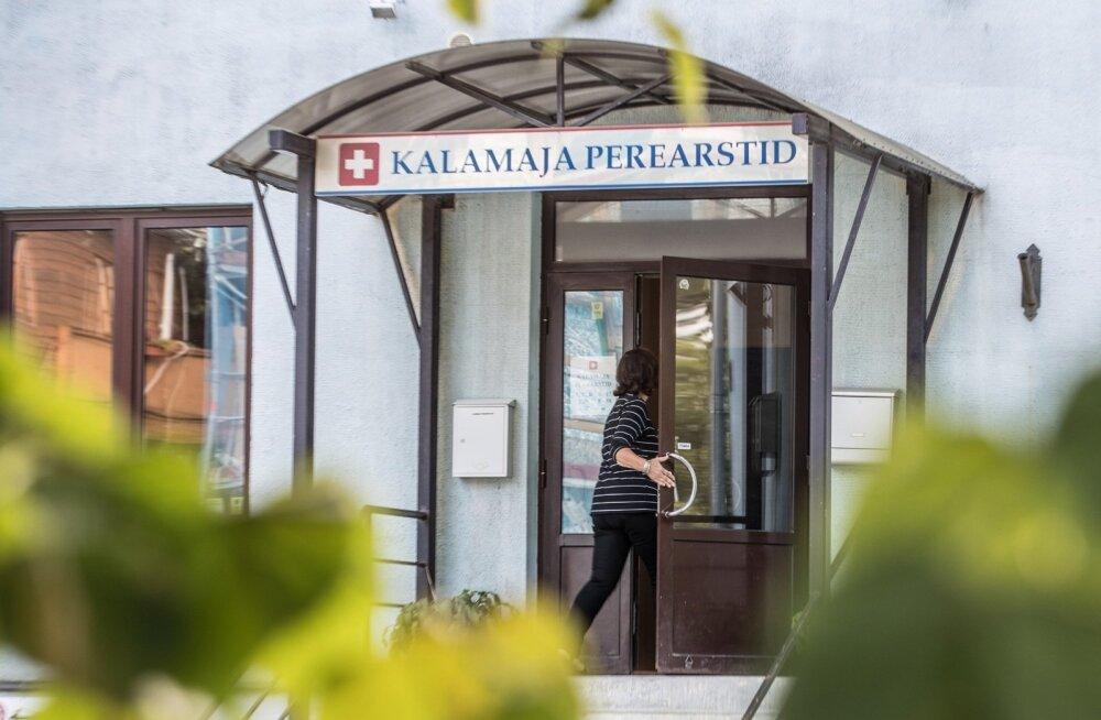 Viktoria Pronevitši üks töökohti asub Kalamajas, kus ta asendab perearsti, kes on eelmise aasta aprillist saati puhkusel.