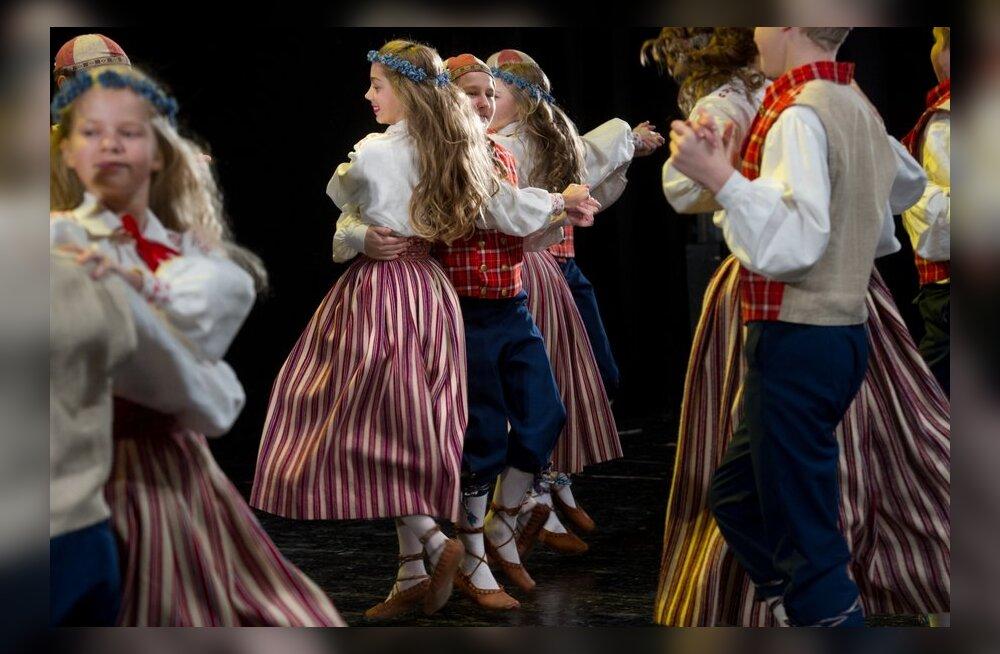 FOTOD: 167 tantsu seast selgusid tantsupeo uued tantsud
