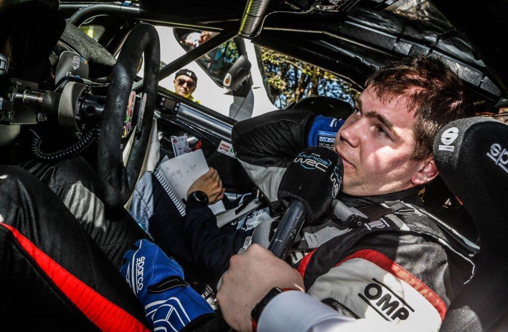 Ken Torni jaoks on hooaeg toonud pettumusi, kuid kõigest hoolimata on ta end saanud tõendada kiire sõitjana.