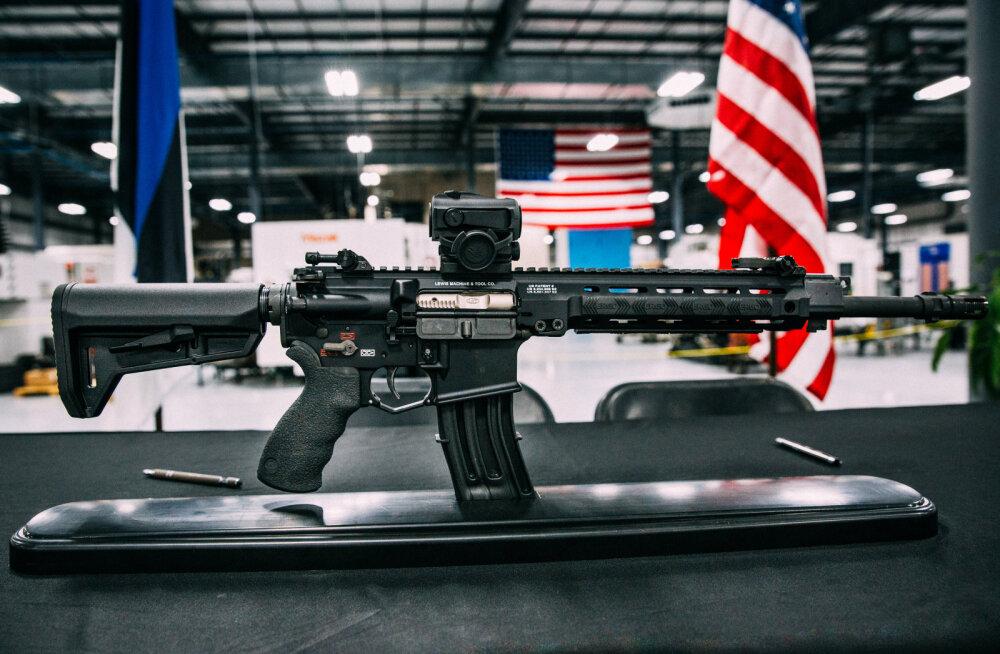 Kaitseväe uus automaat R20 RAHE: võimalik, et parim regulaarväe relv maailmas