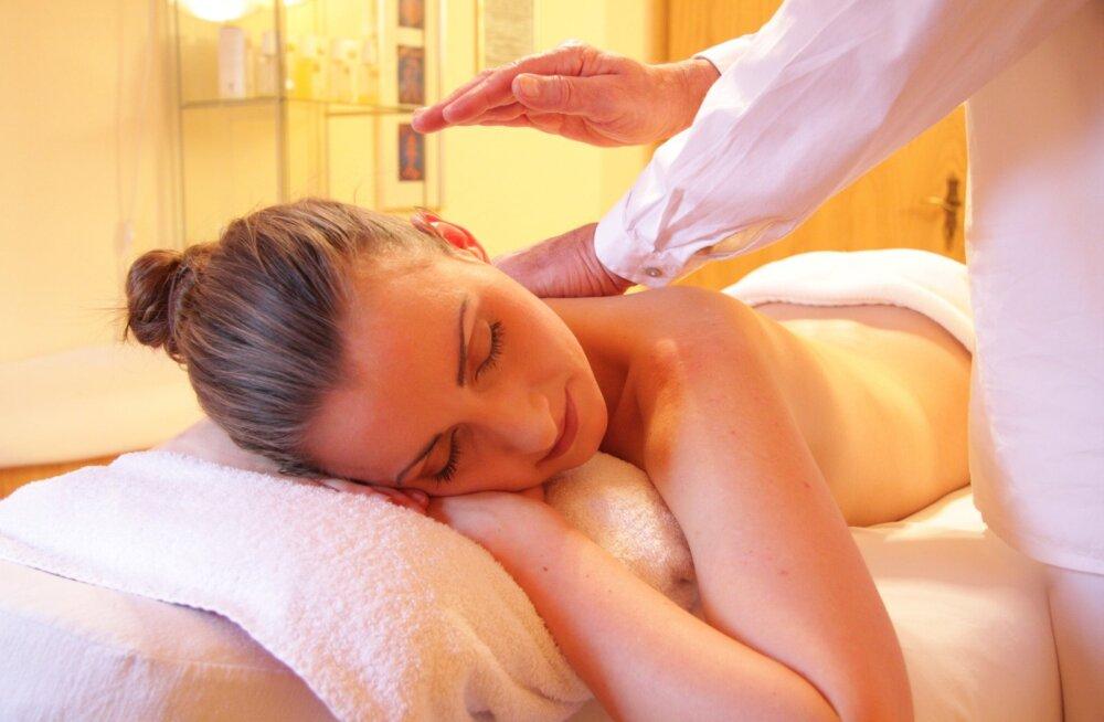 Just talvel peaksid laskma end hoolega masseerida!