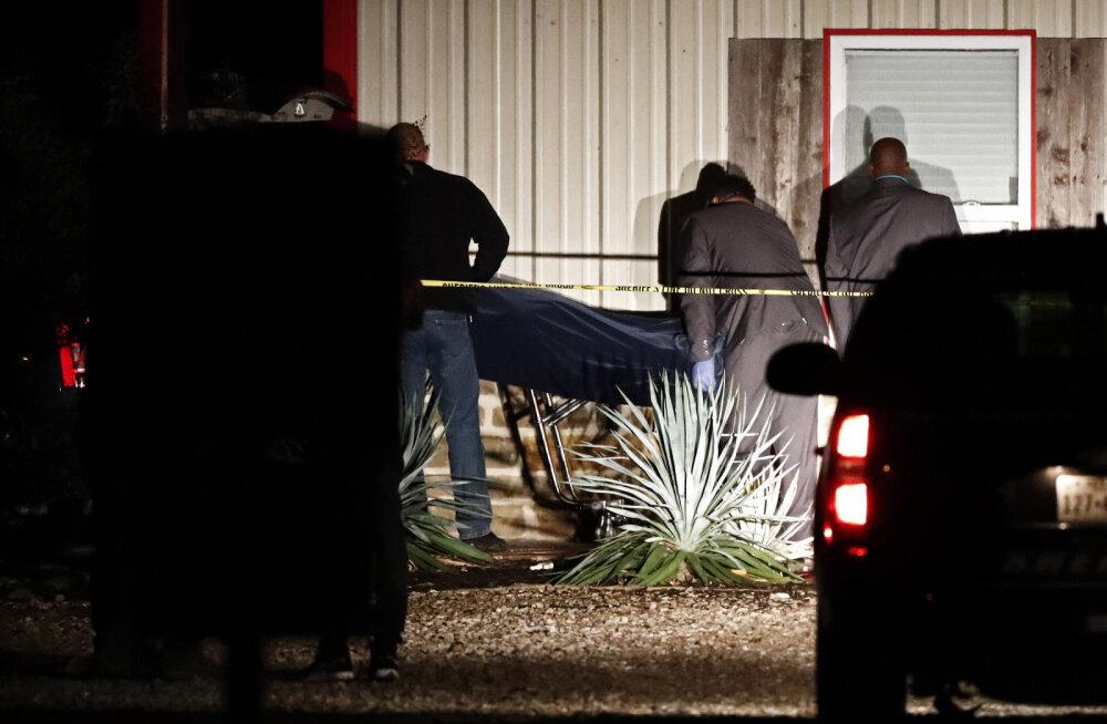 Массовый расстрел в ночном клубе США унес жизни двух человек. Десятки пострадавших