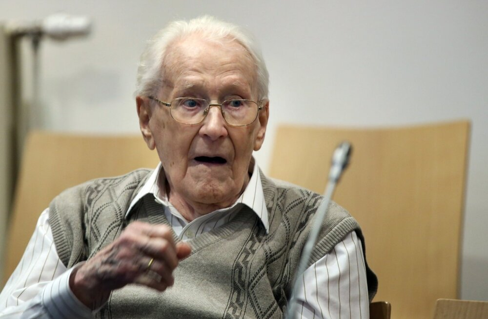 93-aastane endine SS-lane tunnistas end juutide tapmises kaassüüdlaseks ja palus andestust