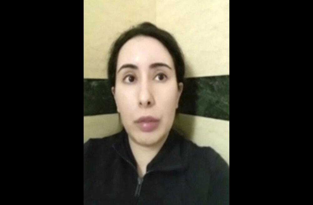 ÜRO nõuab Ühendemiraatidelt tõendit, et Dubai valitseja väidetavalt vangistatud tütar on elus