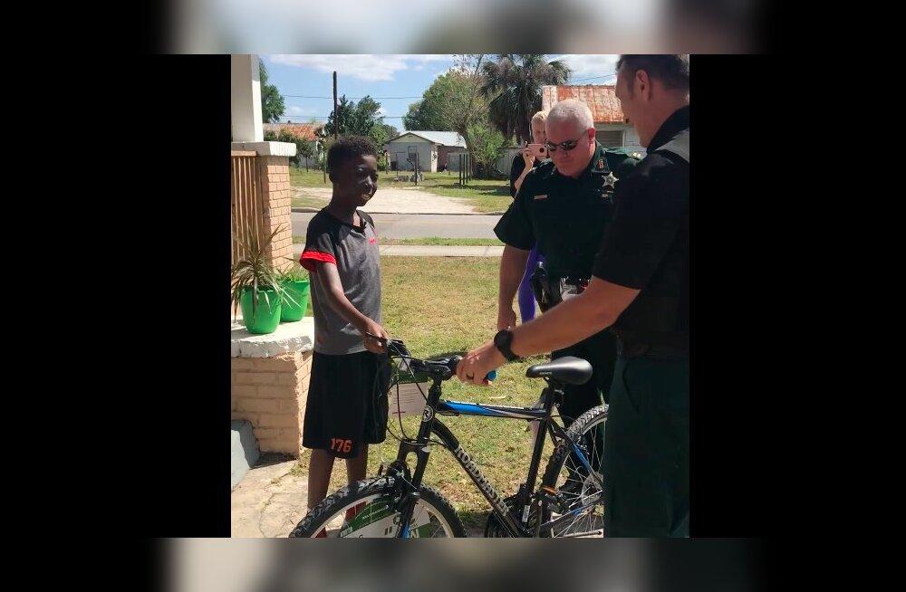 Nii armas! Vähki põdev teismeline sai varastatud ratta asemel toreda üllatuse