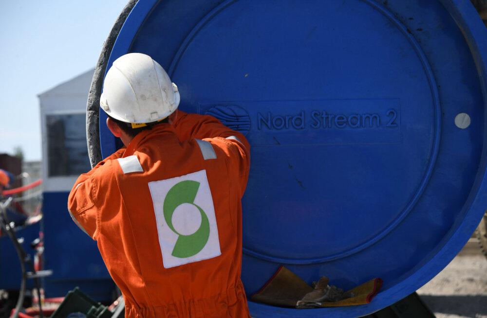 """FT: Из-за Дании """"Газпром"""" может не успеть сдать """"Северный поток-2"""" в срок"""