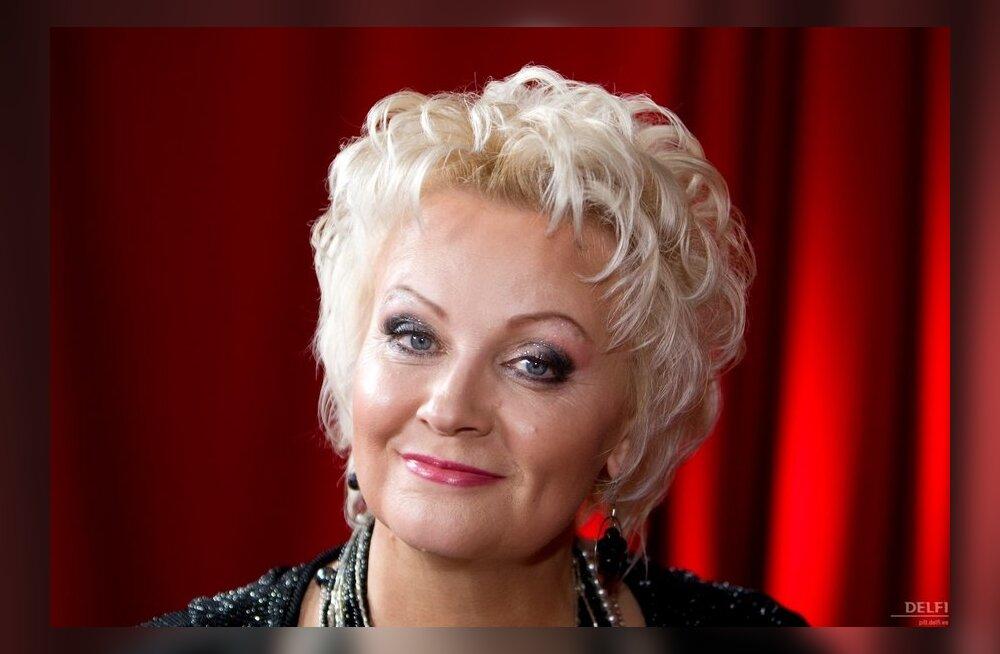 Anne Veski: naeratus teeb naise kauniks