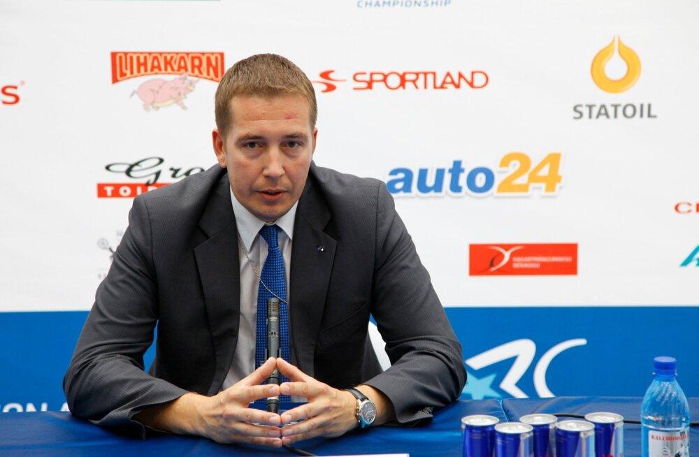 Rally Estonia pressikonverents 2014