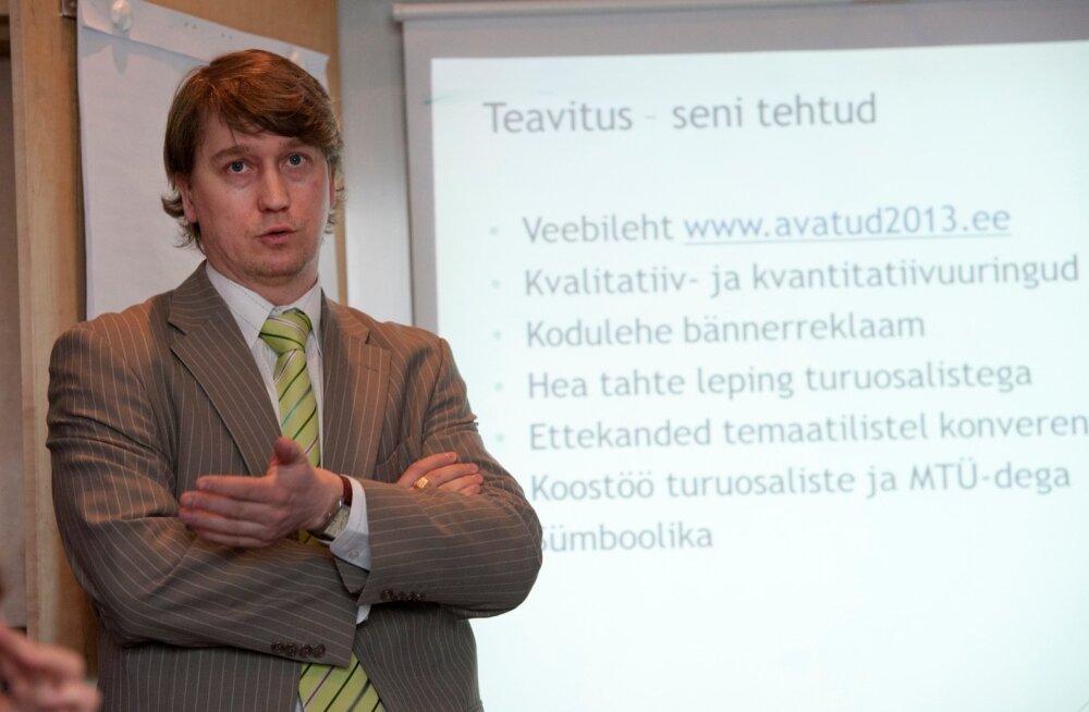 Ando Leppimani ja Taavi Veskimägi pressikonverents Radisson SAS- is