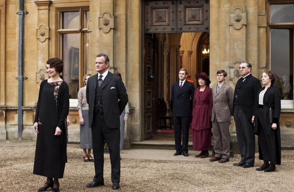 """ASI KINDEL: Maailma vaadatuimast teledraamast """"Downton Abbey"""" vändatakse täispikk film"""