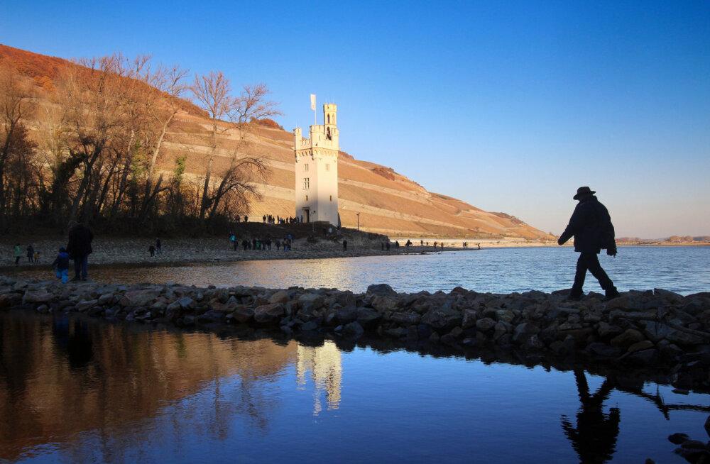 Мышиная война, злые епископы и другие страшные истории средневековой башни Мойзетурм