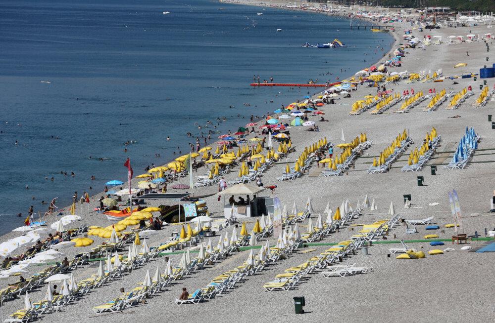 Самые популярные отели Турции: что ищут и что находят жители Эстонии?