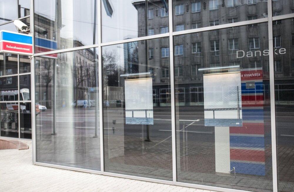 Danskel ja Luminoril on Eestis ühised pangaautomaadid. Viimane kaalub sellest loobumist