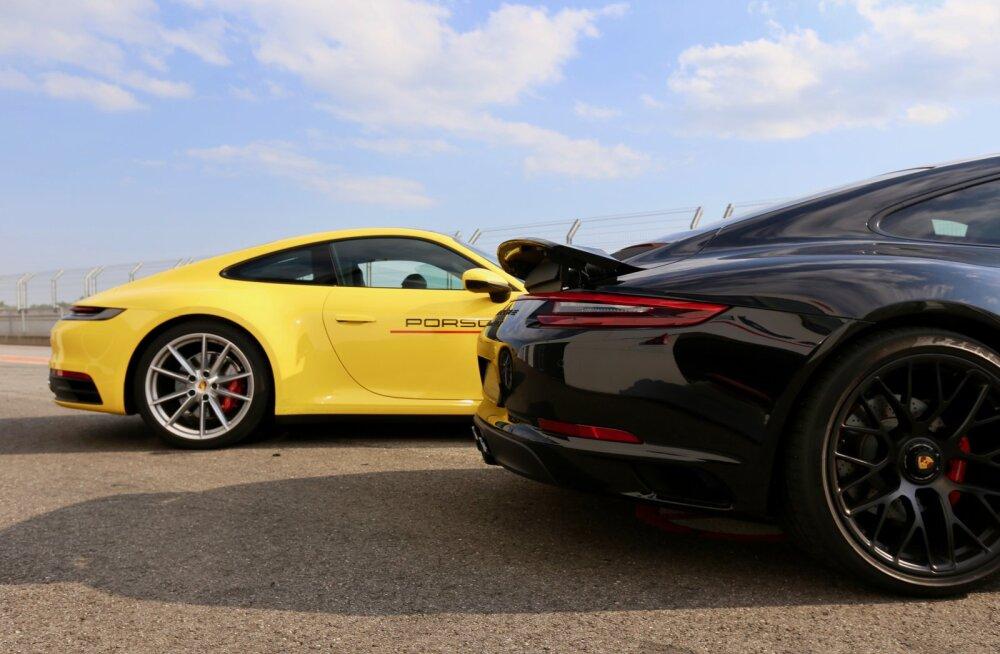 Porsche 911: nii kiire, et ajab südame pahaks