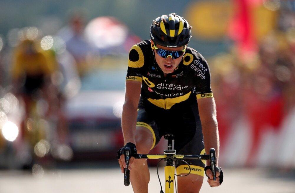 Rein Taaramäe ei põe, et pole Tour de France'il poodiumile pääsenud.