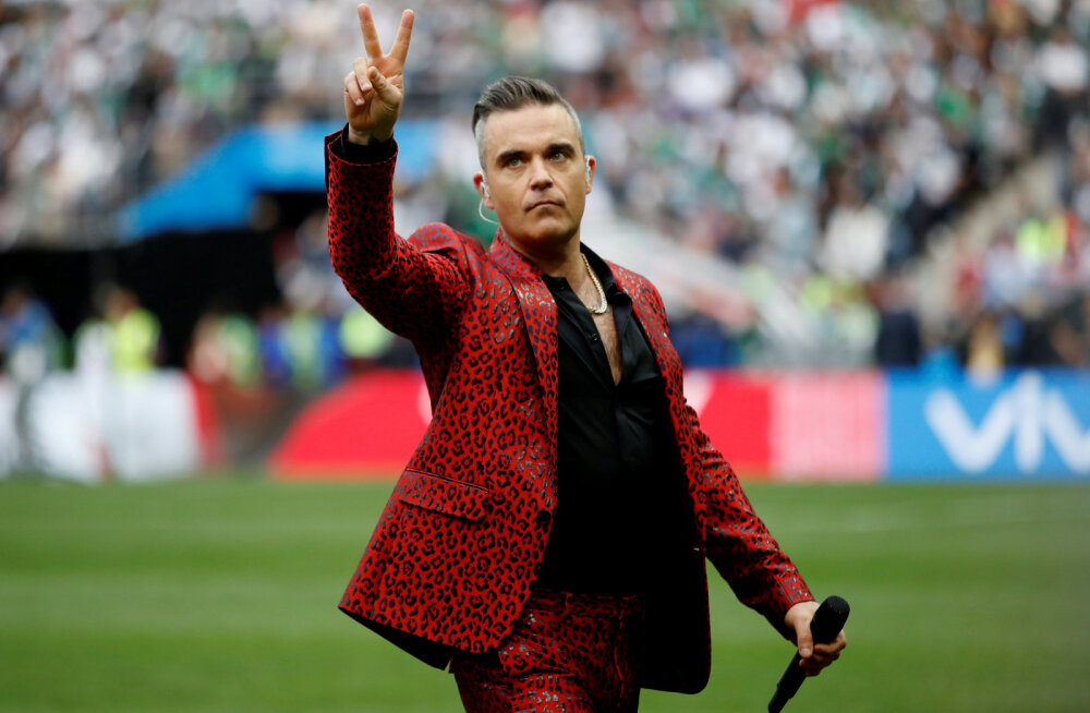 Uskumatu! Robbie Williams pole juba 13 aastat mobiiltelefoni kasutanud: mulle lihtsalt ei meeldi