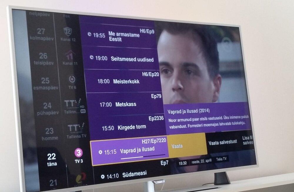 Eesti telekanaleid näeb peagi kogu Euroopa Liidus