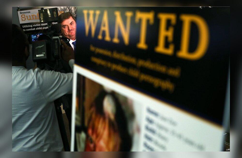 USA juhitud pedofiilidevastase operatsiooni käigus vabastati 44 last