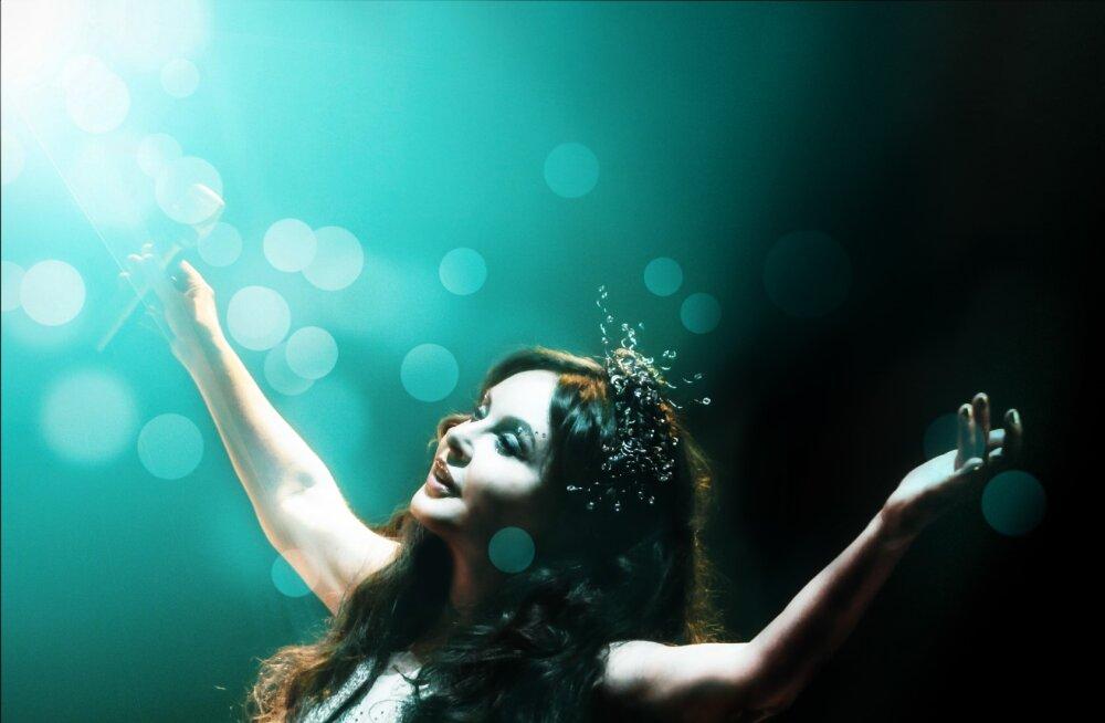 Kõigi aegade edukaim sopran Sarah Brightman annab Eestis erakordse ja eksklusiivse kontserdi!