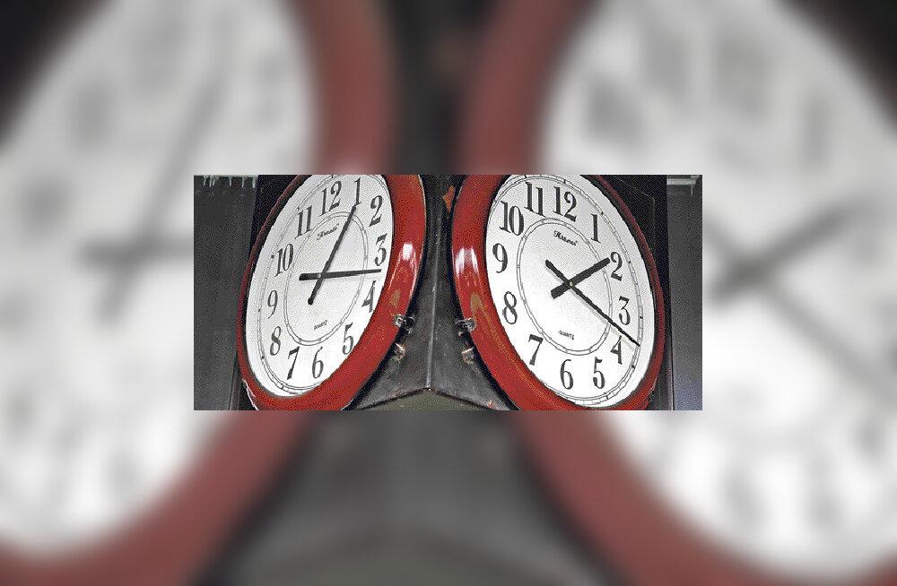Venemaa lõpetab tänavu iga-aastase kellakeeramise