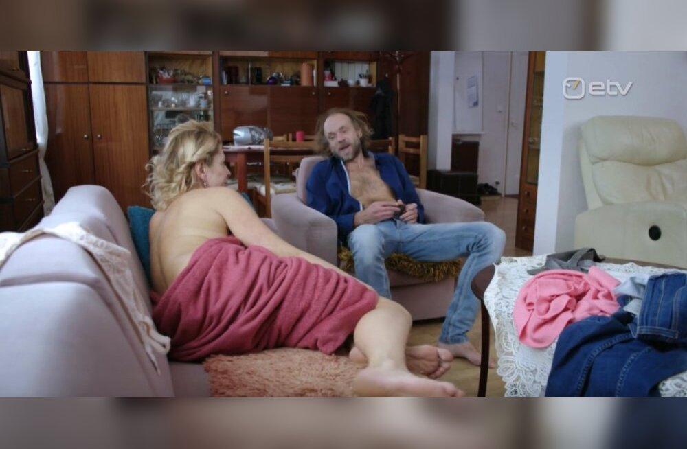 Hämmeldunud lugeja: mis värk nüüd eestlastel selle alasti ihu näitamisega on? Enne ei ole kellegi paljast tagumikku või selga näinud või?