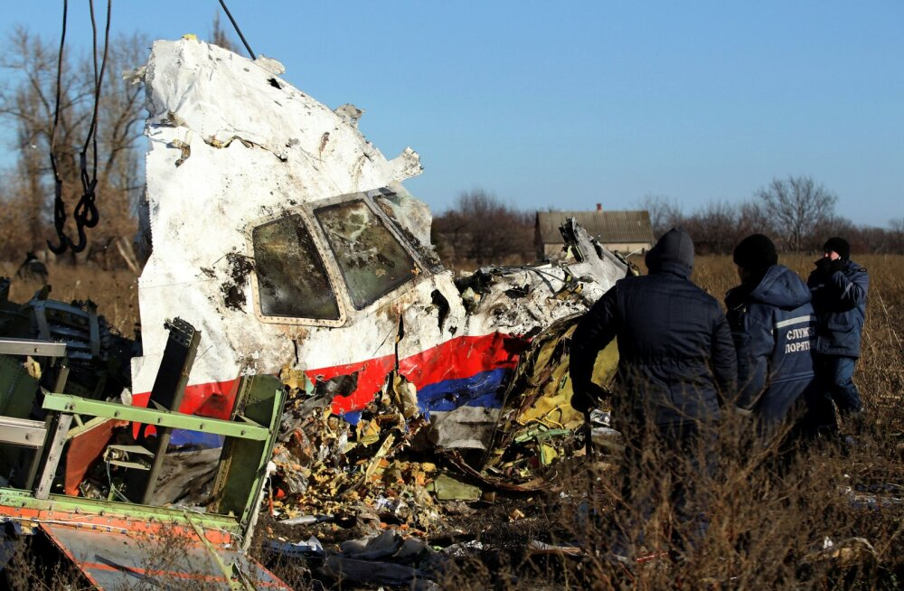 """Следствие по MH17 полностью опровергло версию украинского """"Бука"""""""