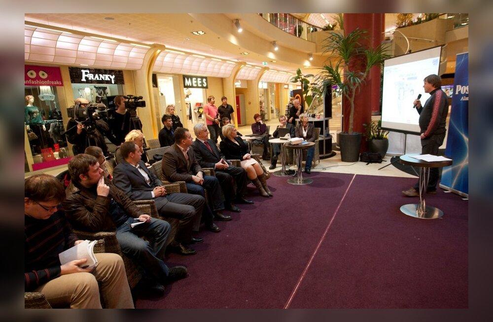 FOTOD: Solarise keskuses tutvustati 2012. aasta Otepää MK-etappi