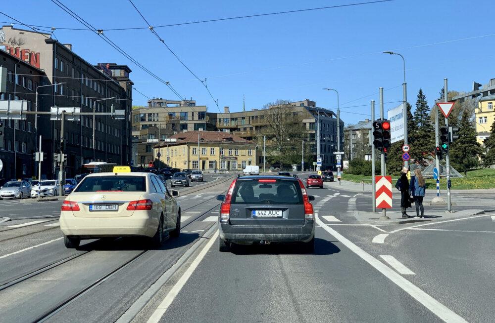 Liiklus on varasemast ohvriterohkem - kas see on koroona tagajärg?