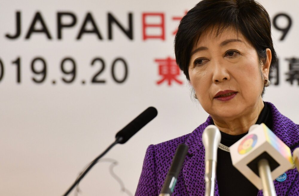 Tokyo linnapea on ROK-i otsuses pettunud: meie arvamust ei küsinud keegi!
