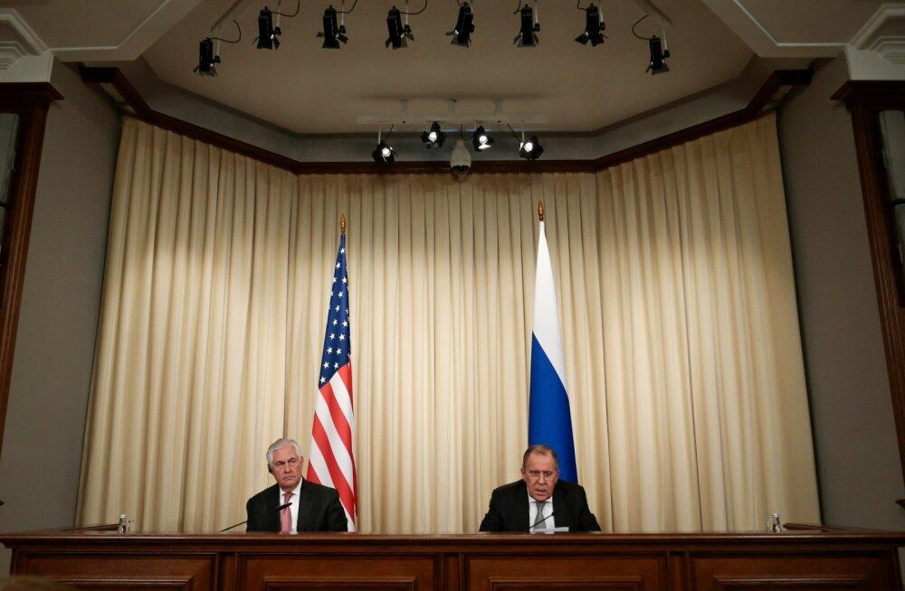 USA ja Venemaa