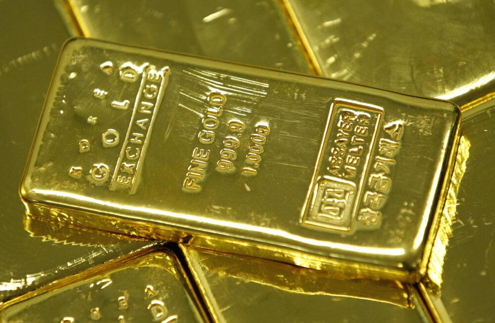 Ka Eesti võiks osa reservidest kulda paigutada