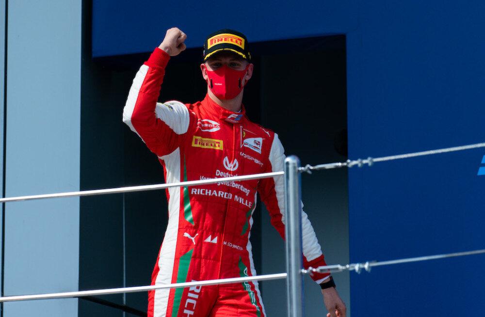 Vipsi meeskond ja veel kolm tiimi kavatsevad Schumacheri eilse võidu vaidlustada