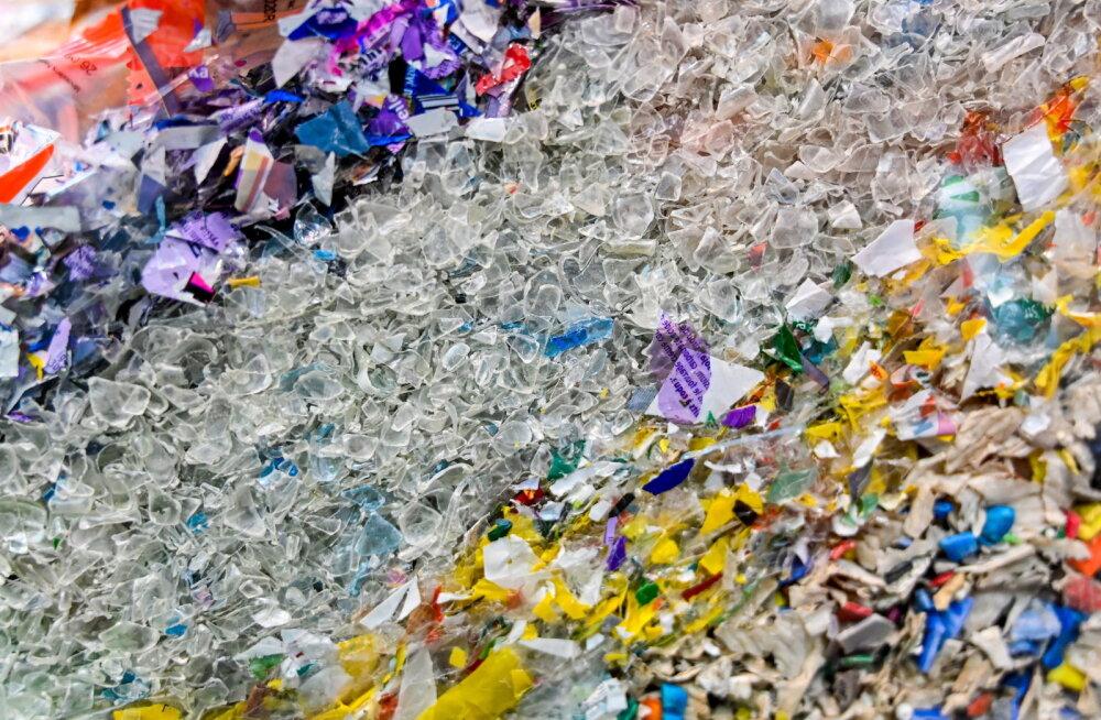 Teadlased avastasid plasti taastöötlemiseks üliefektiivse mooduse