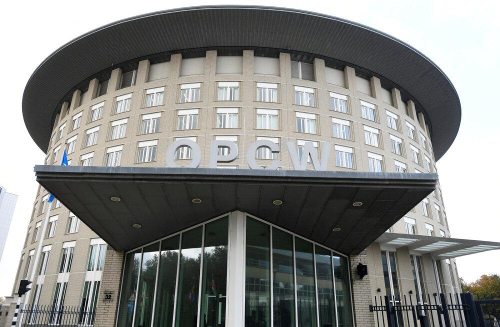 """В ОЗХО подтвердили, что Навальный был отравлен """"Новичком"""""""