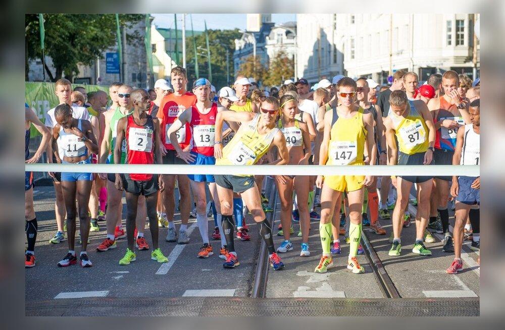 SEB tallinna maraton 2013