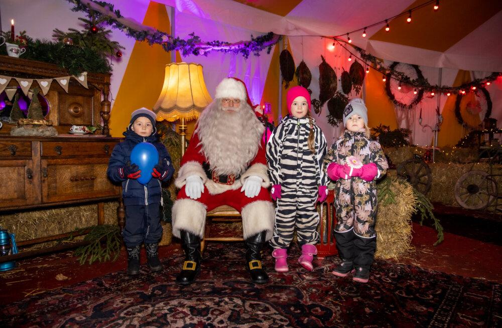 Loe, millised on sel aastal laste jõulusoovid! Jaga enda soove ja võida Valgusfestival Võlumaa perepilet