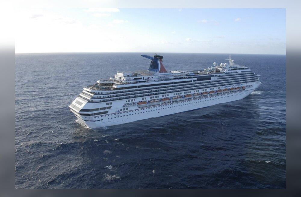 Kruiisilaeva meeskonnaliige vahistati 16-aastase tüdruku seksuaalse kuritarvitamise eest