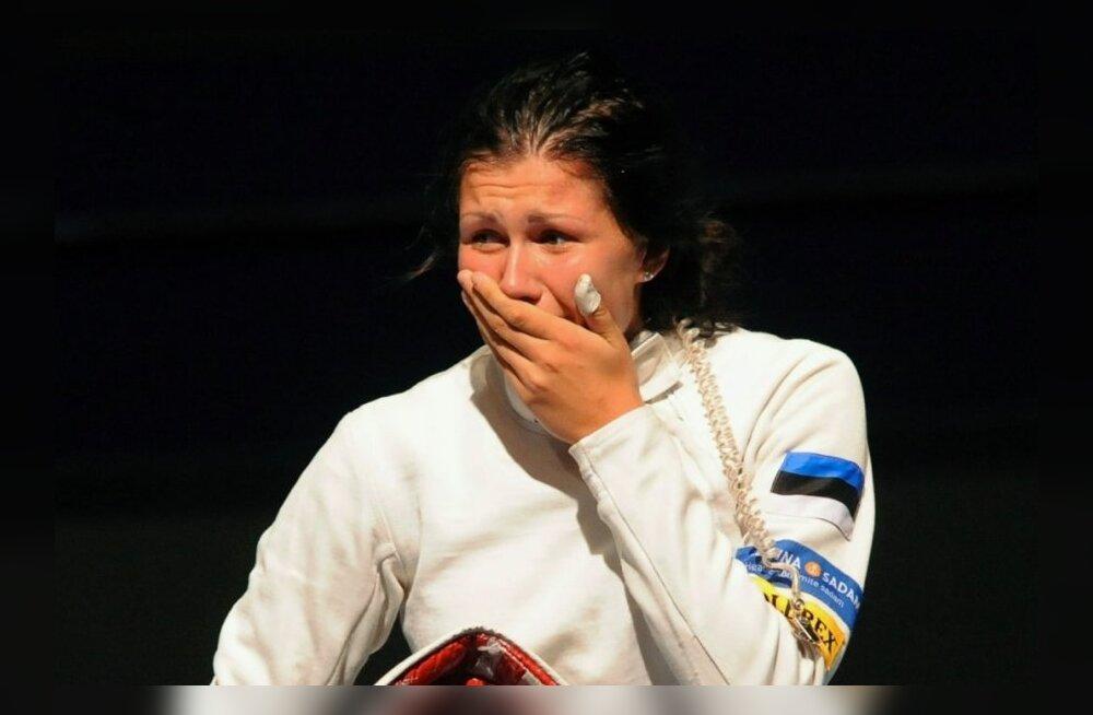 Julia Beljajeva on maailmameister