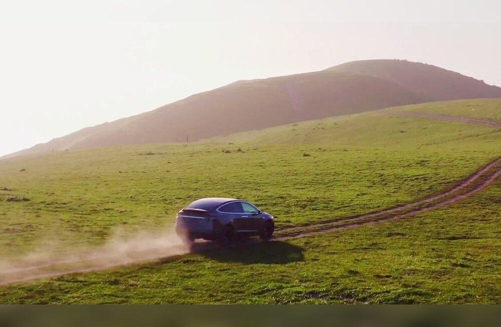 Tesla on nüüd USA väärtuslikem autotootja